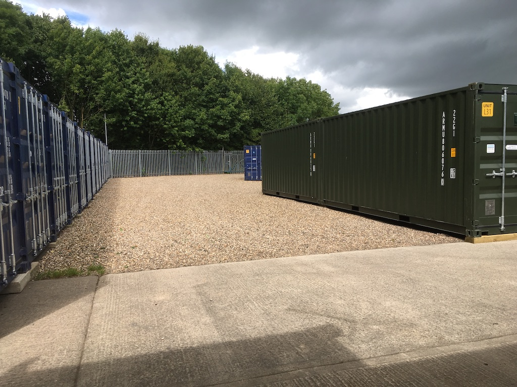 Tidworth Self Storage Container 2