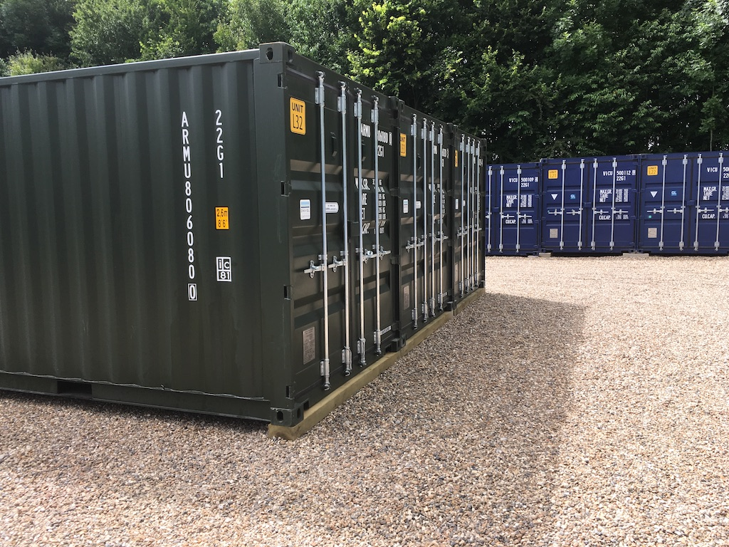 Tidworth Self Storage Container 1