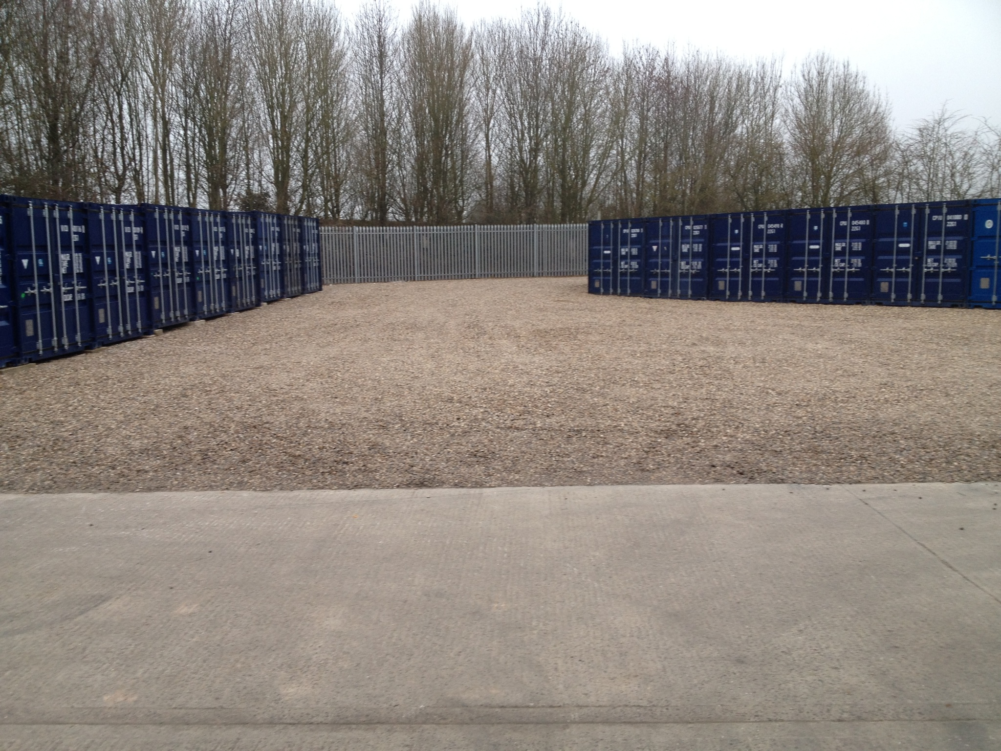 Tidworth Self Storage Container 6