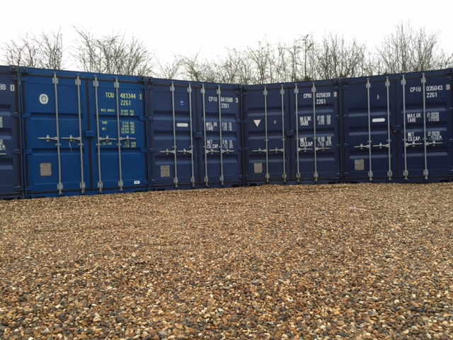 Tidworth Self Storage Container 8