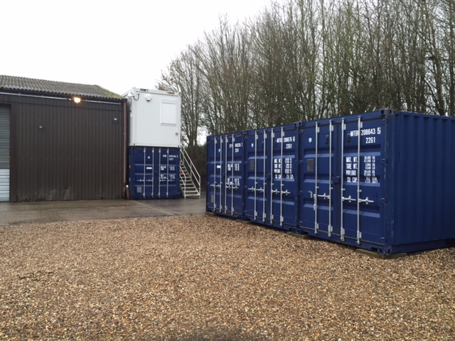 Tidworth Self Storage Container 9