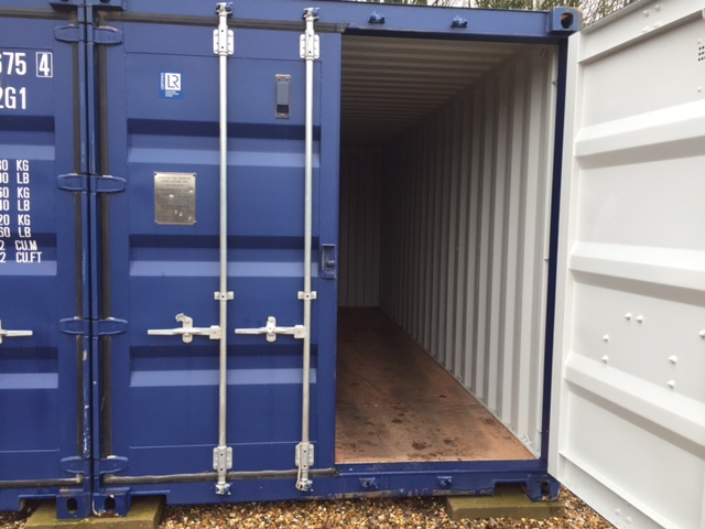 Tidworth Self Storage Container 5