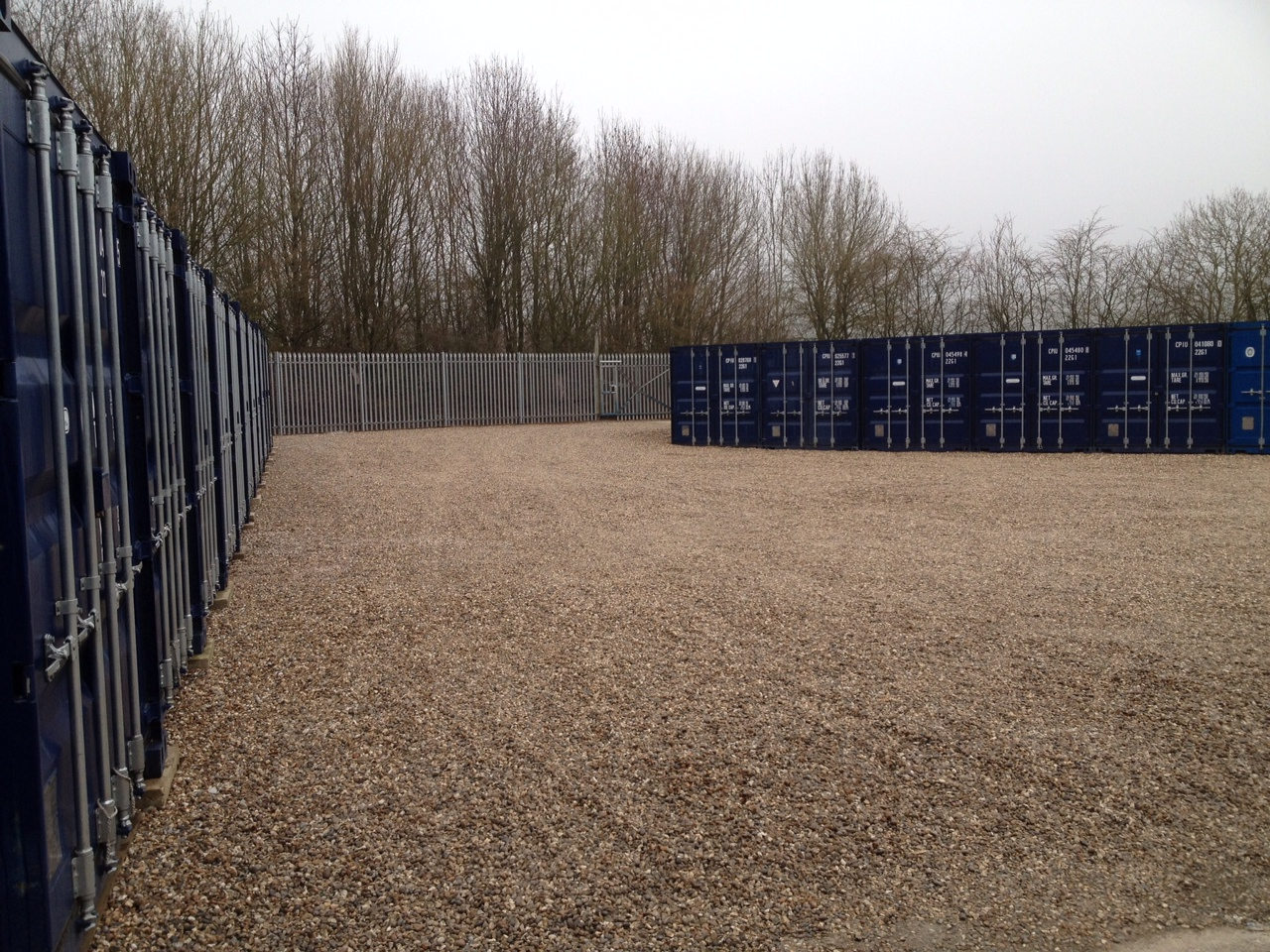 Tidworth Self Storage Container 4